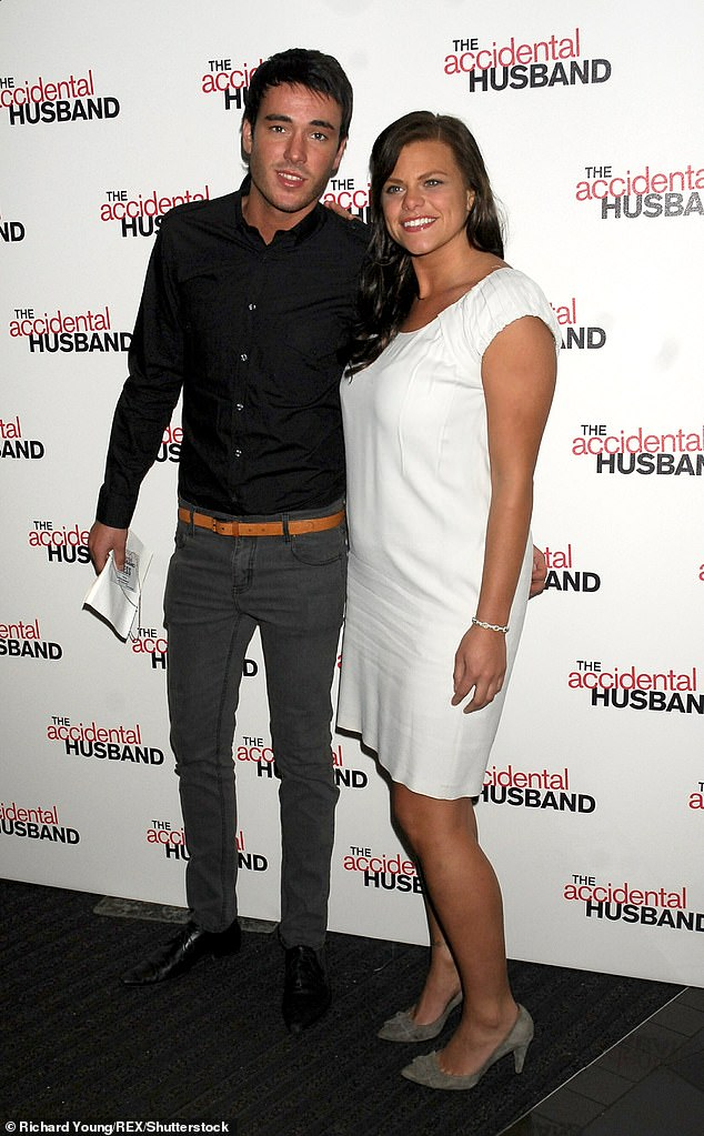 Romance:She married boyfriend Jack Tweed, 31, in the weeks leading up to her death in 2009 (pictured in February 2008)