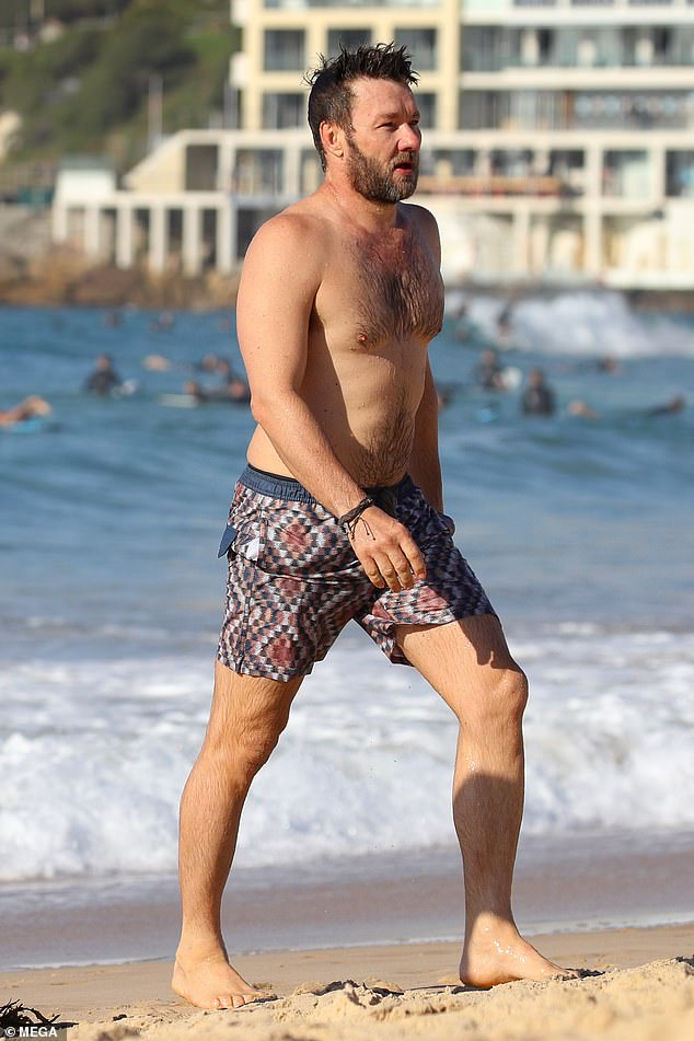Can't take the boy out of Australia! The Zero Dark Thirty actor is based in Los Angeles but often flies to his Australian homeland to visit friends and family