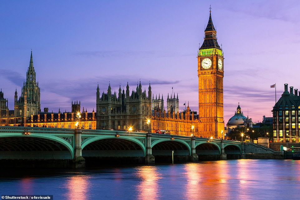 London has been named the best-rated destination in the world in TripAdvisor's annual Travellersâ?? Choice awards for destinations