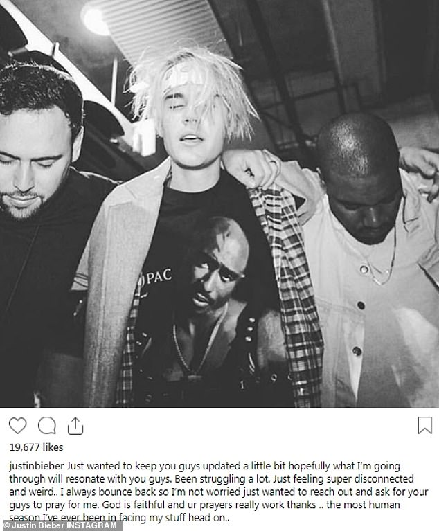 'Disconnected': Just after opening up his personal struggles in a frank Instagram post