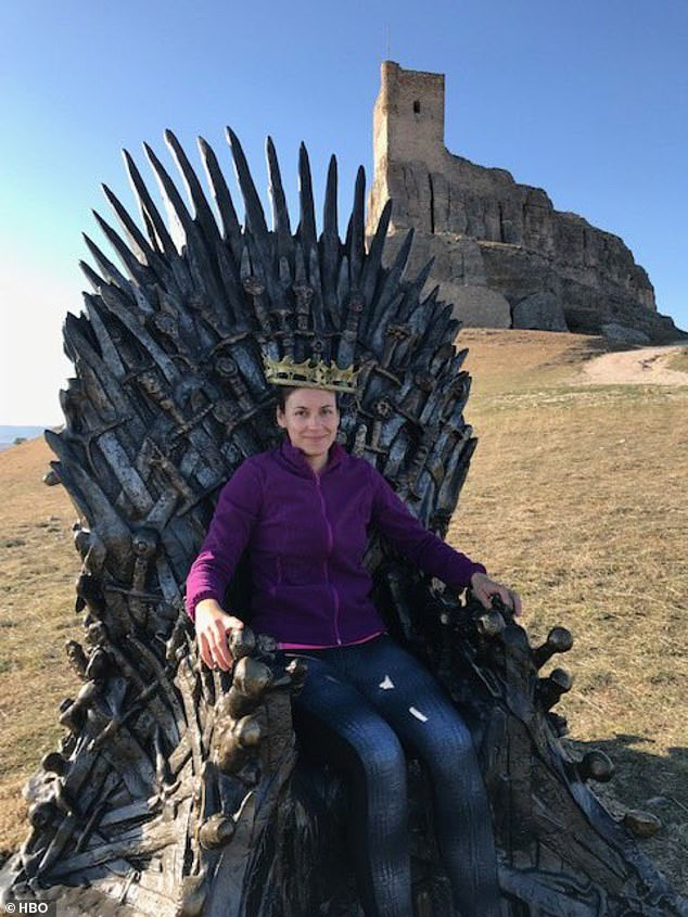 Beach side: This throne was found on a Spanish beach