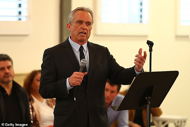 Robert F Kennedy Jr is an environmental attorney who holds several degrees, but none of them in medicine or science - yet he's become a vocal anti-vaccine advocate