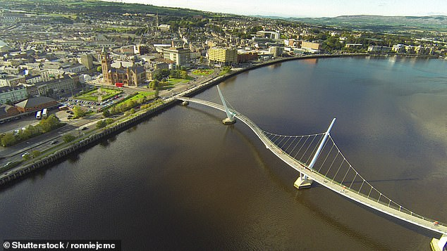 It's easy to see why Derry was named UK City of Culture in 2013, writes James