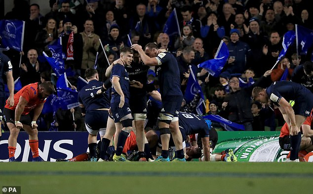 Leinster progressed after a hard-fought Champions Cup quarter-final win over Ulster in Dublin