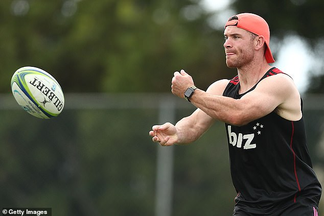 The centre joins Kieran Read, Owen Franks and Ben Smith as the stars to leave New Zealand