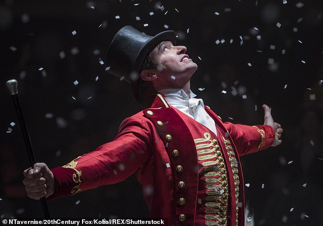 Sequel: The actor, 50, starred in the box office hit as ringmaster P. T. Barnum in, and revealed the second installment of the beloved musical is already underway