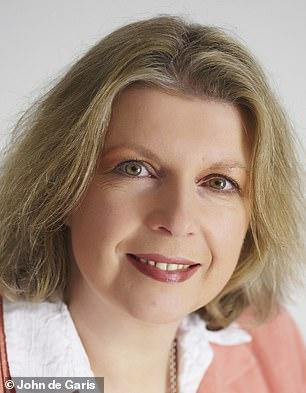 Medical nutritionist Dr Sarah Brewer