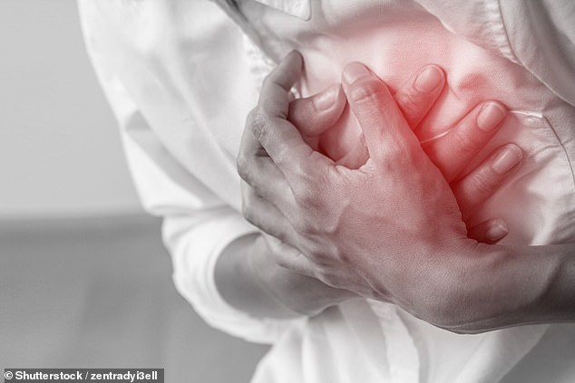 The unlikely remedy involves blasting nerves in the kidneys with sound waves to stop them sending signals to the brain that drive up blood pressure. It could slash the risk of heart attacks and strokes, two of Britain's biggest killers (stock image)