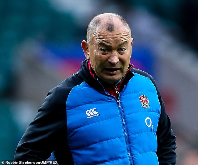 The process for replacing England coach Eddie Jones has become unnecessarily messy