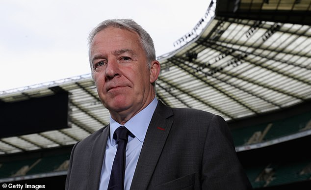 RFU chief executive Nigel Melville wants to lead the search for Jones' successor as coach