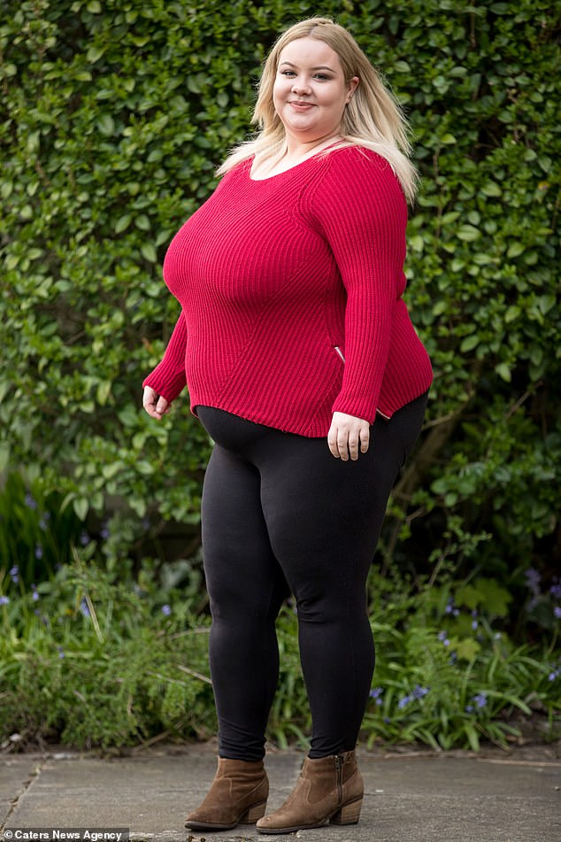 Desperately seeking life-changing breast reduction surgery, Fiona claims she's unable to get the operation on the NHS meaning that she's raising £5,500 on GoFundMe