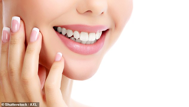 Hydrogen peroxide used in over-the-counter teeth whitening products damages the protein deep in tooth, a study by Stockton University has found