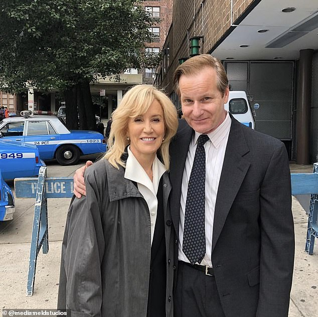 Bad reputation: Huffman will still be in Central Park. Five miniseries When They See Us where she plays Linda Fairstein (Huffman on top as Fairstein)