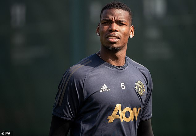 Paul Pogba is pursued by Real Madrid and a reduction in salaries could help them in their hunt