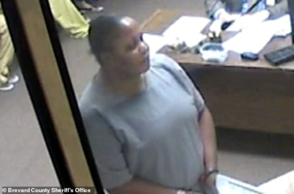 The certified nurse was arrested and faced court on Tuesday after police said DNA came back linking her to the elderly dementia patient