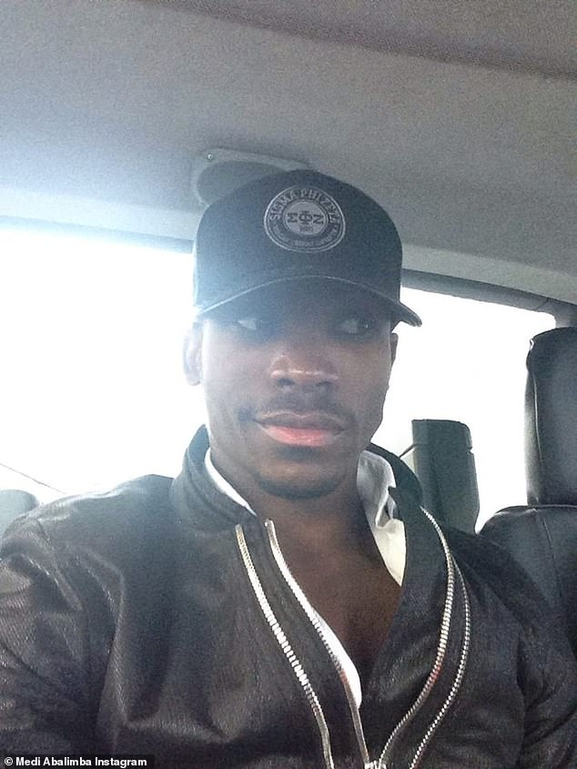 Convicted: Medi has been revealed to be a broke former footballer who masqueraded as ex Chelsea loanee Kakuta in order to fund a luxury lifestyle of champagne, women, fast cars and shopping sprees