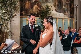 Series three couple Ben and Stephanie divorced in acrimonious circumstances