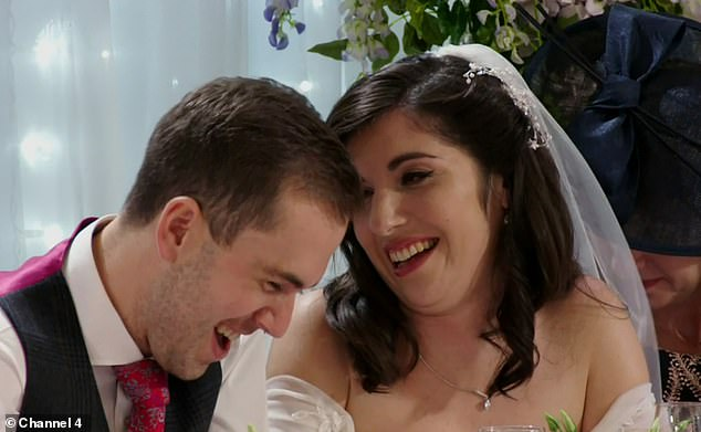 Split:Married At First Sight star Jack has revealed he 'had no choice' but to break up with his wife Verity as the couple lacked chemistry