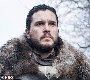 Jon Snow (Played by Kit Harington)
