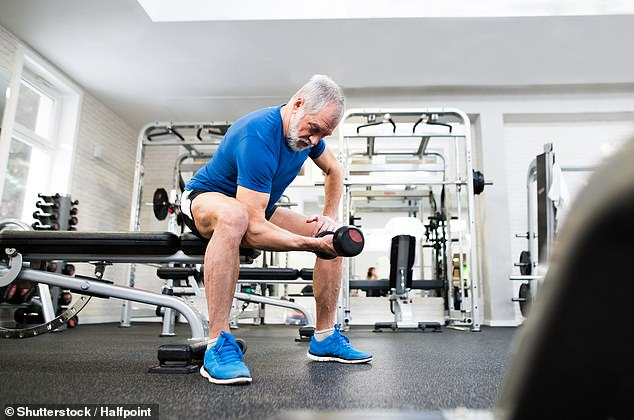 Older people who lift weights in the gym will live for longer, if new scientific research is to be believed. But they will only have lower odds of being sent to an early grave if they lift weights quickly and in moderation – and they must avoid heavy ones