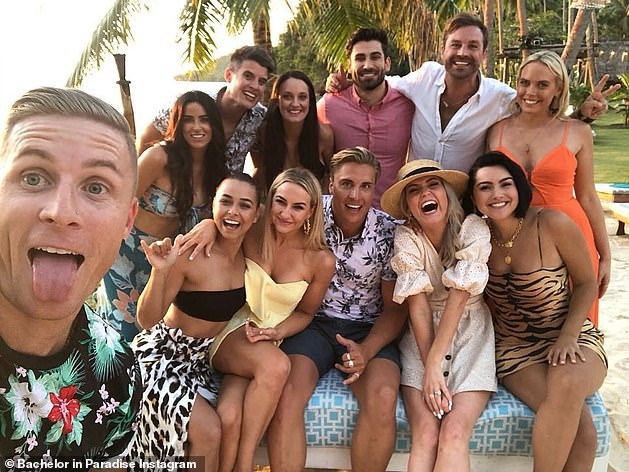 Tune in:Bachelor In Paradise continues on Tuesday from 7.30pm on Ten