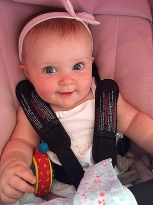 Lottie Provis was found blue, lifeless and choking on her own vomit in her cot at just 18 months old
