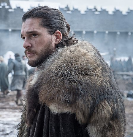 Huge budget: The eighth run-out for Game of Thrones is understood to be the most expensive season of TV ever shot, with a budget of $15 million per episode