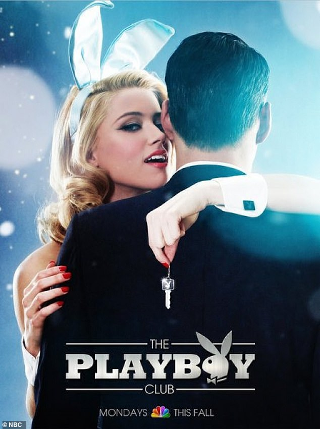 In NBC TV show The Playboy Club, starring Amber Herd and Eddie Cibrian, they avoided adult scenes