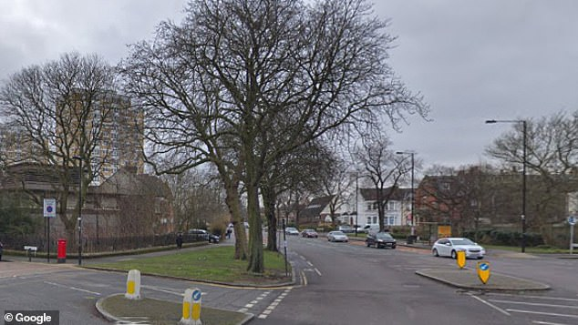 The 19-year-old was stabbed at the junction between Bounds Green road and Nightingale road