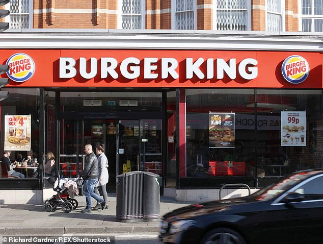 Last week, Burger King started stocking the vegan Impossible Burger in a move to attract 1.6 million vegans and vegetarians in Britain today and 22m who describe themselves as 'flexitarian'