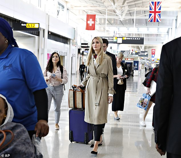 Ivanka's schedule includes a women's economic empowerment summit in Ivory Coast as well as site visits and meetings with political leaders, executives and female entrepreneurs in both countries