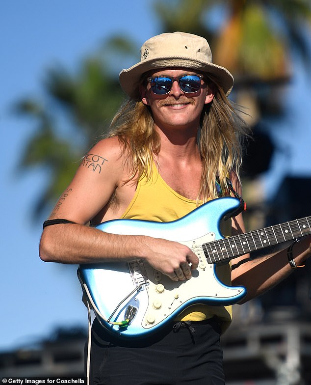 Sun's Guns Out: The Coachella Valley Music and Arts Festival started on Friday and a star lineup has the main stage tonight
