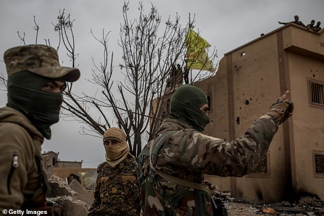 The planned atrocities were found on a hard drive dropped by members of the terror group as they fled their last stronghold in Syria earlier this year
