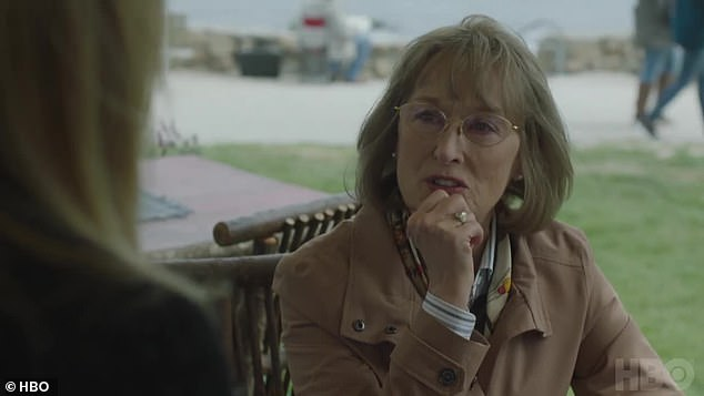 More on this story: Meryl Streep is in town in the Big Little Lies 2 trailer, which was released on Sunday; the show comes back June 9