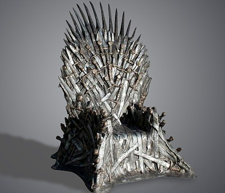 Bran Stark — who can see the future — is the favourite at 5/6 to end the series on the throne