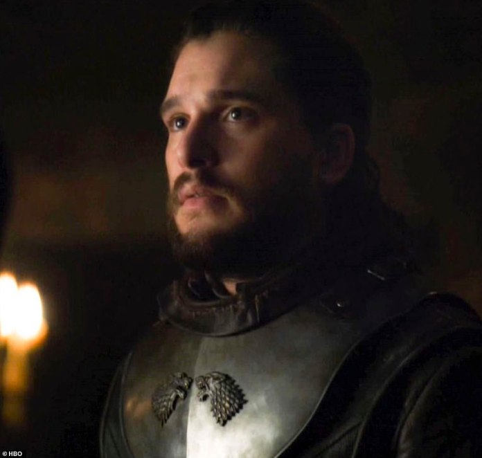 The epic return: Game of Thrones returned on Sunday night with fans tuning in from around the globe to watch the explosive premiere of season eight