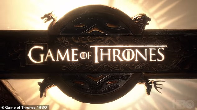 New:Game of Thrones fans were surprised by new opening credits when the eighth series aired in the US on Sunday night
