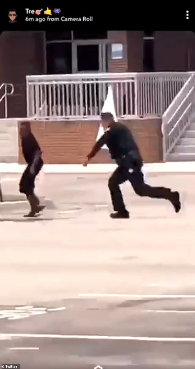 The video of the incident showing the St. Lucie County Sheriff's deputy taking down the sixth grader outside Lincoln Park Academy in Fort Pierce on April 9 has gone viral
