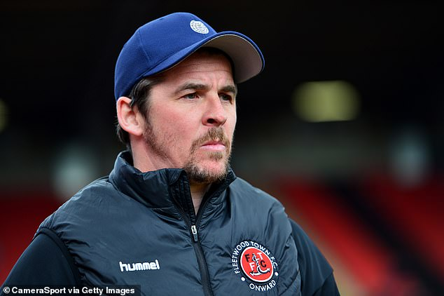 Joey Barton is allegedly severely attacked following an incident involving Barnsley's Daniel Stendel