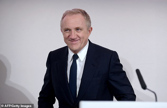 Late on Monday evening French billionaire Francois-Henri Pinault pledged 100 million euros (£86.2 million) towards the rebuilding of Notre-Dame Cathedral in Paris, which was partly gutted by a devastating fire