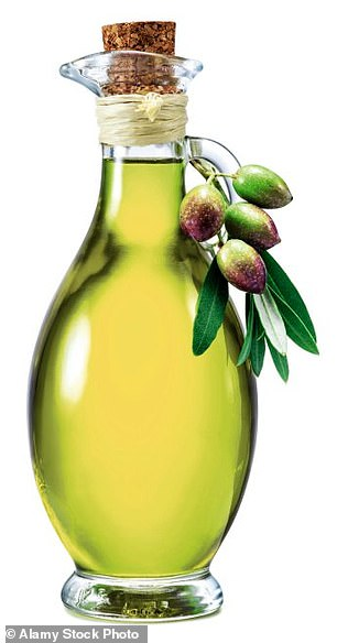 In addition to cooking with butter, you can use olive oil and coconut oil