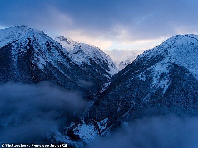 Tiny pieces of polymer, less than 5mm in size, were found on mountains in the Pyrenees