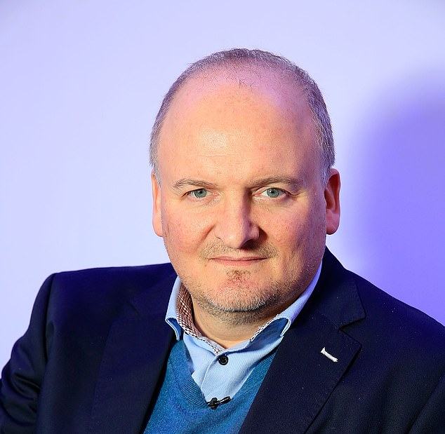 Darren Childs will leave his role at digital broadcaster UKTV to take up McCafferty's post