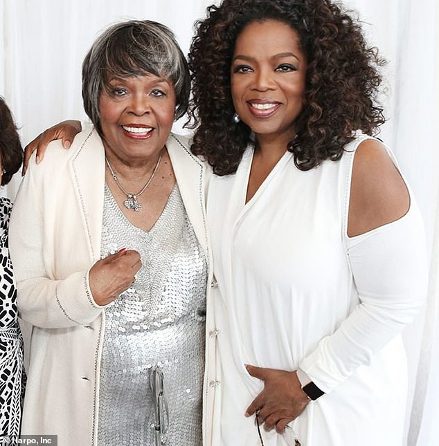 'To finish the unfinished business with my mother': Oprah Winfrey is reflecting on her final words to her mother, Vernita Lee