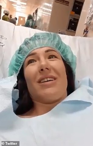 Mixed Martial Arts fighter Angela Magana is now out of a coma following complications from anesthesia suffered during spinal surgery in her native Puerto Rico
