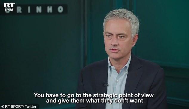 Jose Mourinho hat Tottenham einige Ratschläge gegeben, wie er Ajax vor seinem Halbfinale schlagen kann