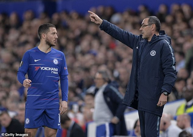 Eden Hazard made a stunning start. I'm afraid this is the last time I can choose him for my team