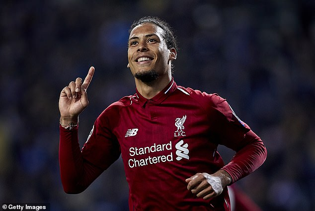 Virgil van Dijk has transformed Liverpool's defense and is a player of the season