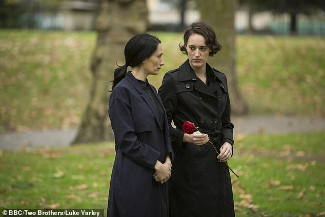The show shows Fleabag and her relationship with her family and her sister