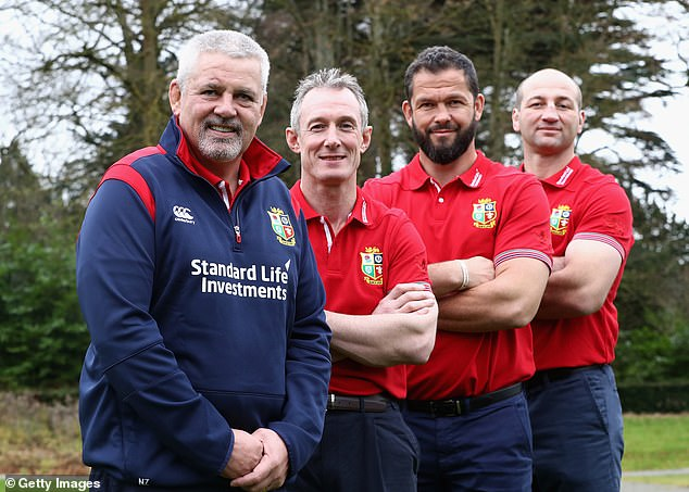 Having also led the side in 2013, Gatland was reappointed in 2017 for the tour of New Zealand